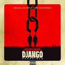 Обкладинка альбому «Quentin Tarantino's Django Unchained: Original Motion Picture Soundtrack» (Різні виконавці, 2012)
