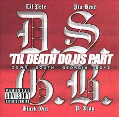 Обкладинка альбому «Til Death Do Us Part» (D.S.G.B., 2003)