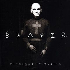 Обкладинка альбому «Diabolus in Musica» (Slayer, 1998)