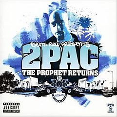 Обкладинка альбому «The Prophet Returns» (2Pac, 2005)