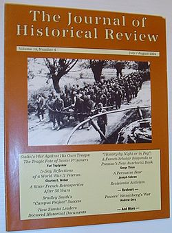 Institute for Historical Review - Wikipedia