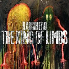 Обкладинка альбому «The King of Limbs» (Radiohead, 2011)