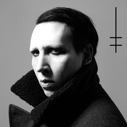 Marilyn Manson - Heaven Upside Down (обкладинка альбому).png