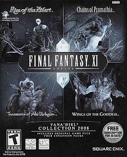Обкладинка Vana'diel Collection 2008
