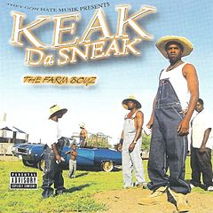 Обкладинка альбому «The Farm Boyz» (Keak da Sneak, 2002)