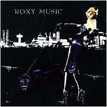 Обкладинка альбому for your pleasure roxy music