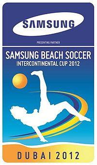 Футболу 2012 samsung beach soccer intercontinental cup 2012