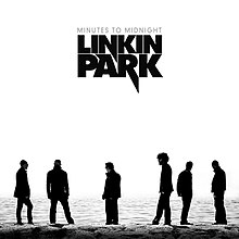 Обкладинка альбому «Minutes To Midnight» (Linkin Park, 2007)