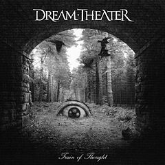 Обкладинка альбому «Train of Thought» (Dream Theater, 2003)