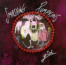 Обкладинка альбому «Gish» (The Smashing Pumpkins, 1991)