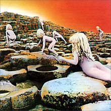 Обкладинка альбому «Houses of the Holy» (Led Zeppelin, 1973)