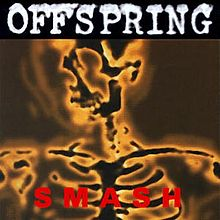 Обкладинка альбому «Smash (альбом)» (The Offspring, 1994)
