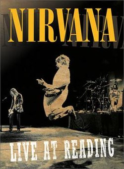 Nirvana - Live at Reading (обкладинка альбому).jpg