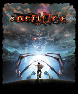 Sacrifice by interplay box art