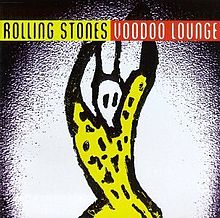 Обкладинка альбому «Voodoo Lounge» (The Rolling Stones, 1994)