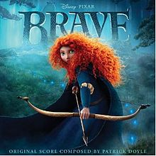 Обкладинка альбому «Original Motion Picture Soundtrack «Brave»» (Патрік Дойл, )
