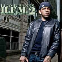 Обкладинка альбому «H.F.M. 2 (The Hunger for More 2)» (Lloyd Banks, 2010)