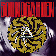 Обкладинка альбому «Badmotorfinger» (Soundgarden, 1991)