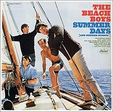 Обкладинка альбому «Summer Days (and Summer Nights!!)» (The Beach Boys, 1965)