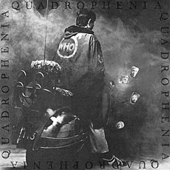 Обкладинка альбому «Quadrophenia» (The Who, 1973)