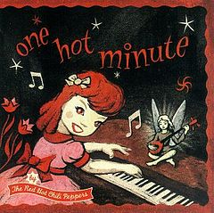 Обкладинка альбому «One Hot Minute» (Red Hot Chili Peppers, 1995)