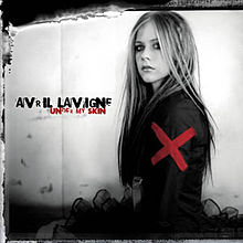 Avril Lavigne Under My Skin.jpg