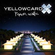 Обкладинка альбому «Paper Walls» (Yellowcard, 2007)