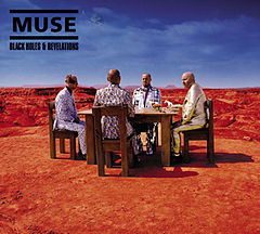 Обкладинка альбому «Black Holes and Revelations» (Muse, 2006)