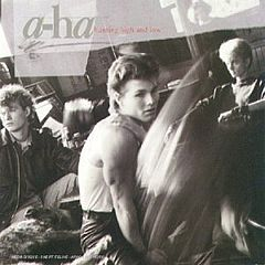 Обкладинка альбому «Hunting High and Low» (a-ha, 1985)