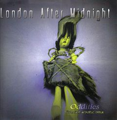 Обкладинка альбому «Oddities» (London After Midnight, 1998)