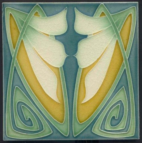 Art Nouveau Tiles 02