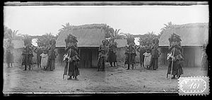 In the Baluba country-side Native people 1909-1928.jpg