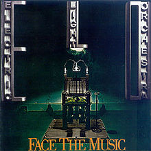 Обкладинка альбому «Face the Music» (Electric Light Orchestra, 1975)
