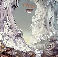 Обкладинка альбому «Relayer» (Yes, 1974)