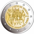 €2 Commemorative coin Vatican 2012.jpg
