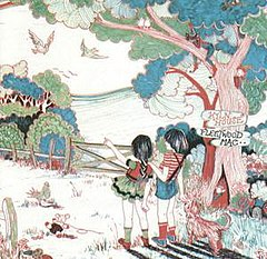 Обкладинка альбому «Kiln House» (Fleetwood Mac, 1970)