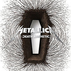 Обкладинка альбому «Death Magnetic» (Metallica, 2008)