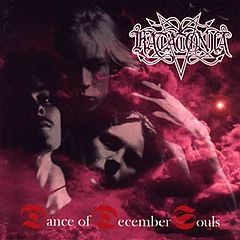 Обкладинка альбому «Dance of December Souls» (Katatonia, 1993)