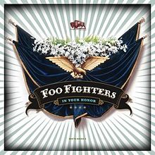 Обкладинка альбому «In Your Honor» (Foo Fighters, 2005)