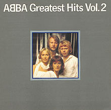 Обкладинка альбому «Greatest Hits Vol. 2» (ABBA, 1979)