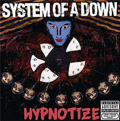 Обкладинка альбому «Hypnotize» (System of a Down, 2005)