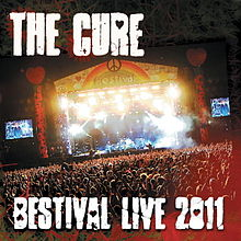 Обкладинка альбому «Bestival Live 2011» (The Cure, 2011)