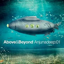 Обкладинка альбому «Anjunadeep:01» (Above & Beyond, 2009)