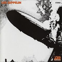 Обкладинка альбому «Led Zeppelin» (Led Zeppelin, 1969)
