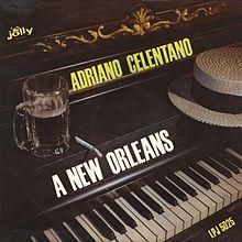 Обкладинка альбому a new orleans адріано