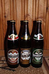 Пиво калуського пивзаводу 2010 рік