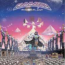Обкладинка альбому «Power Plant» (Gamma Ray, 1999)