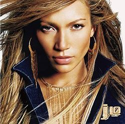 Jennifer Lopez - J. Lo - CD album cover.jpg
