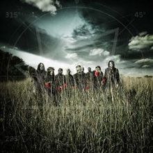 Обкладинка альбому «All Hope is Gone» (Slipknot, 2008)