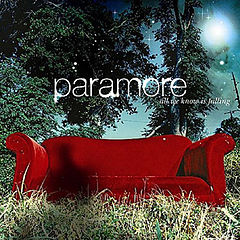 Обкладинка альбому «All We Know Is Falling» (Paramore, 2005)